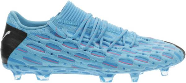 PUMA Men's Future 5.1 NetFit Low FG Soccer Cleats