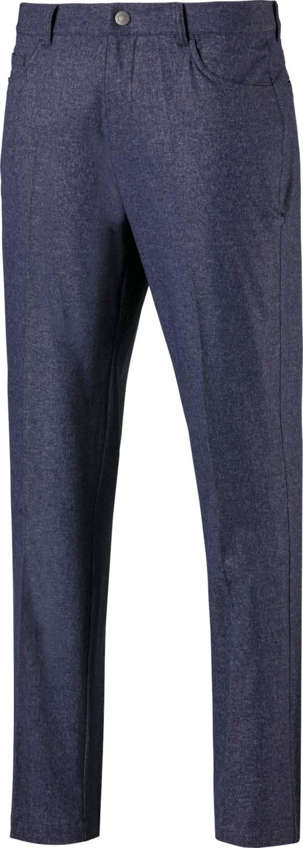 PUMA Men's Jackpot 5 Pocket Heather Golf Pants product image