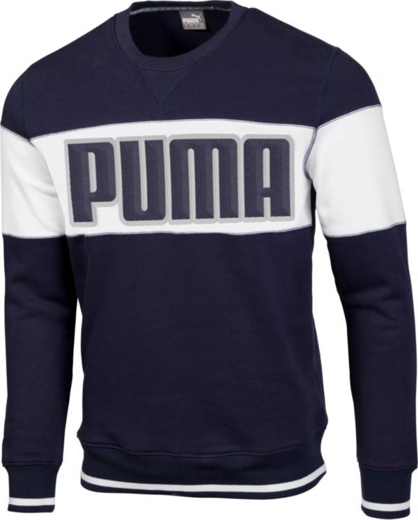 PUMA Men's Logo Crew Golf Sweatshirt product image