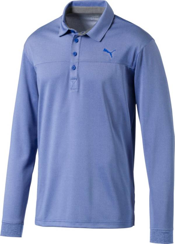 PUMA Men's Long Sleeve Golf Polo product image
