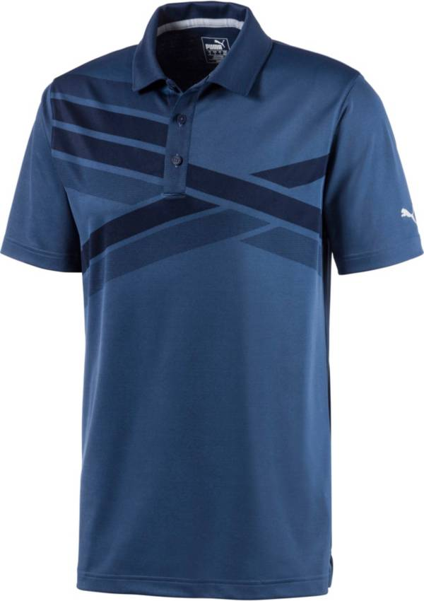 PUMA Men's Alterknit Texture Golf Polo product image