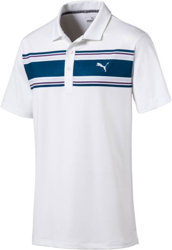 PUMA Men's Montauk Golf Polo product image