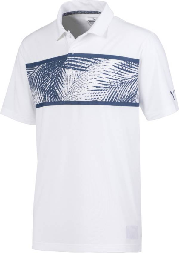 PUMA Men's Palms Golf Polo product image