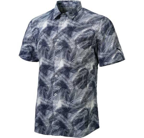 PUMA Men's Palms Button Down Golf Shirt product image