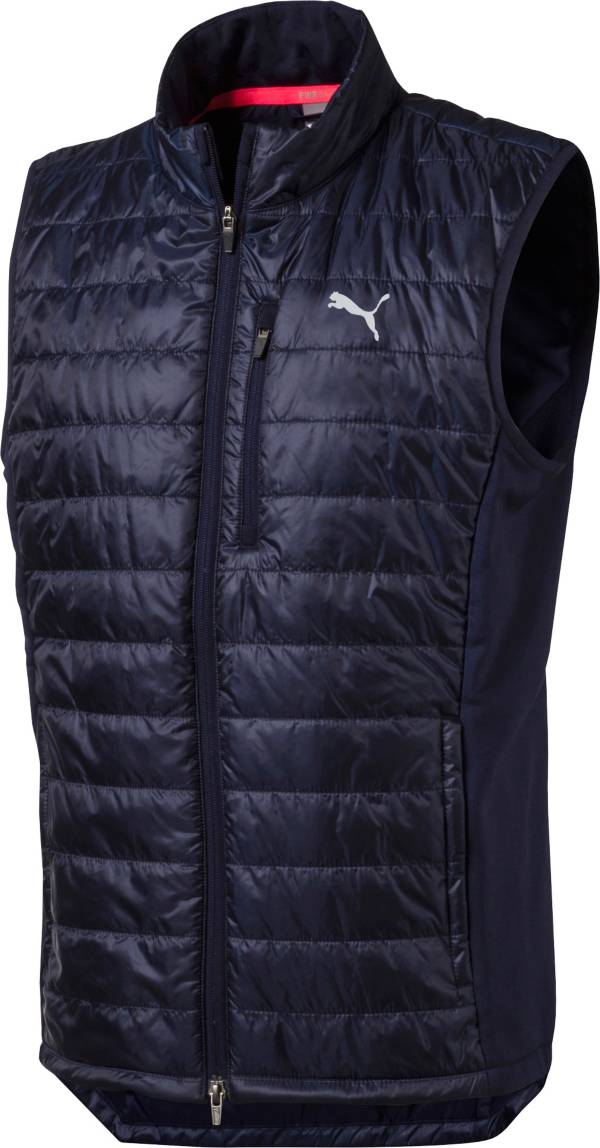 PUMA Men's Quilted Primaloft Golf Vest product image