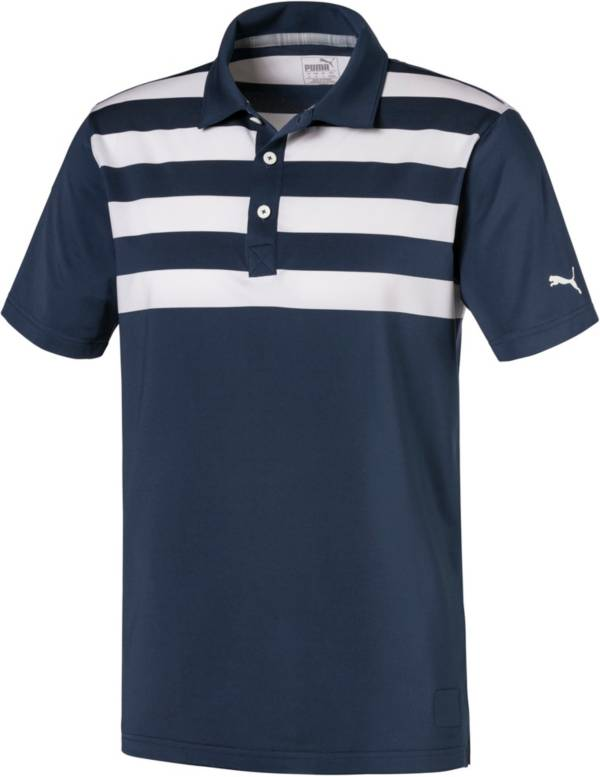 PUMA Men's Pars and Stripes Golf Polo product image