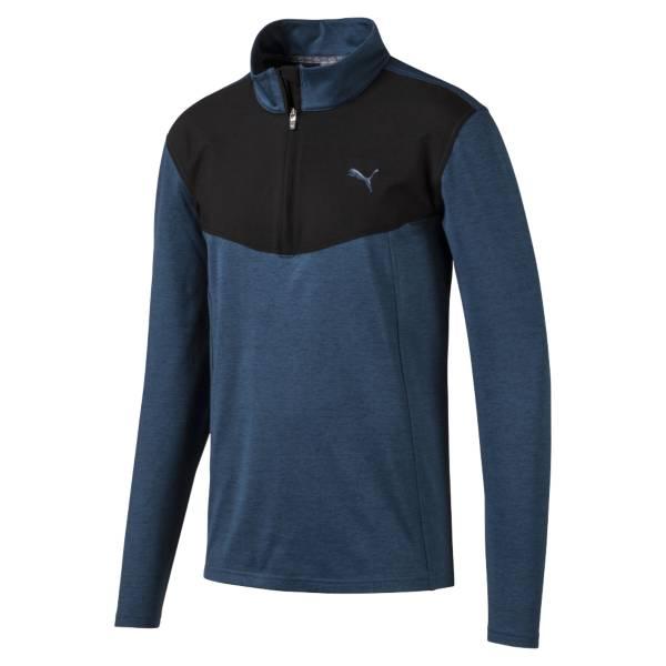 PUMA Men's Preston ¼ Zip Golf Pullover product image