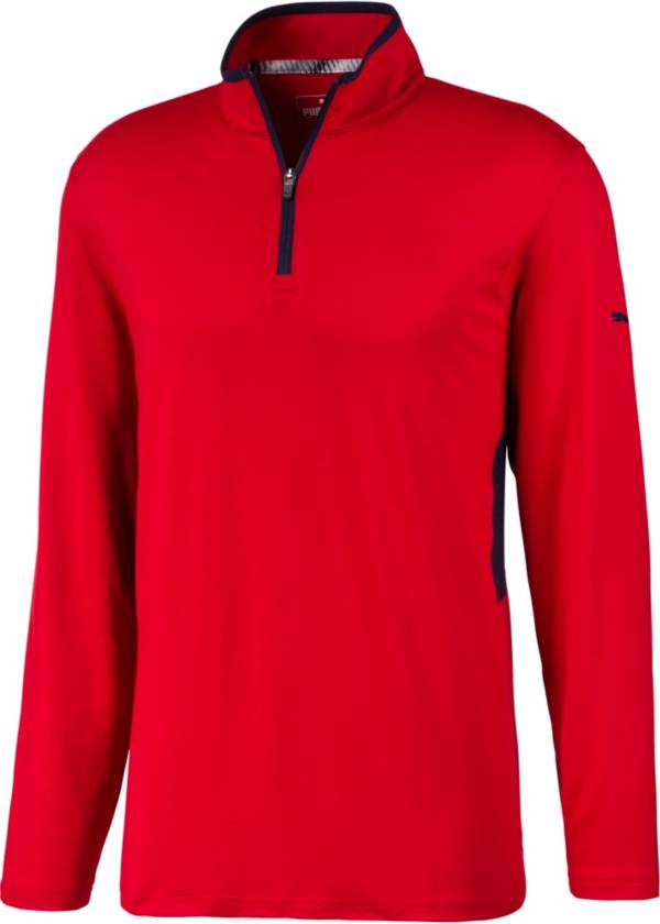 PUMA Men's Rotation ¼ Zip Golf Pullover product image