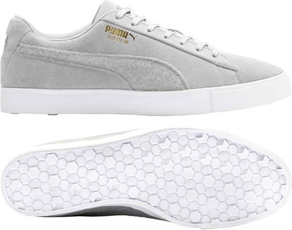 PUMA Men's Limited Edition Suede G Patch Golf Shoes product image