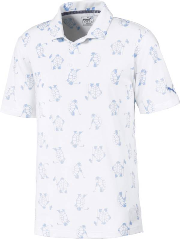 PUMA Men's Slow Play Golf Polo product image