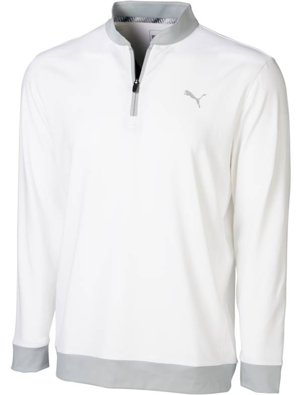 PUMA Men's Stealth ¼ Zip Golf Pullover product image