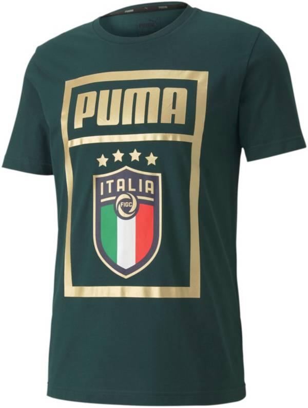 PUMA Men's Italy DNA Green T-Shirt product image