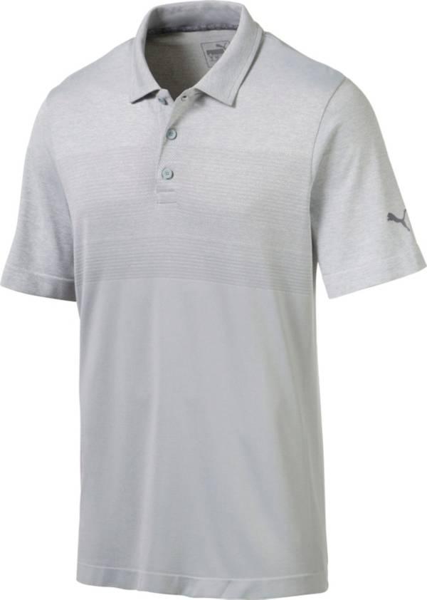 PUMA Men's Evoknit Ombre Golf Polo product image