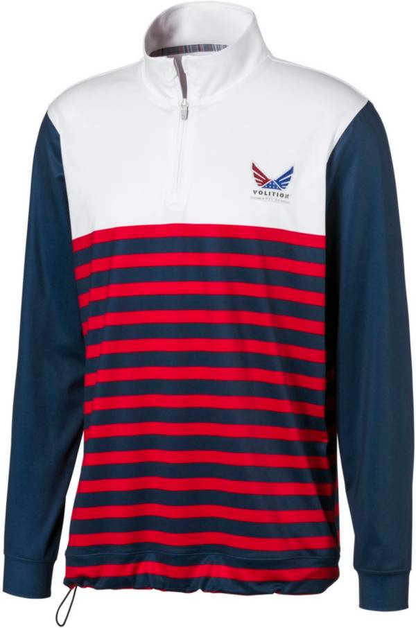 PUMA Men's Volition Collection Allegiance ¼-Zip Golf Pullover product image