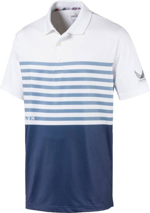 PUMA Men's Volition CK6 Flag Golf Polo product image