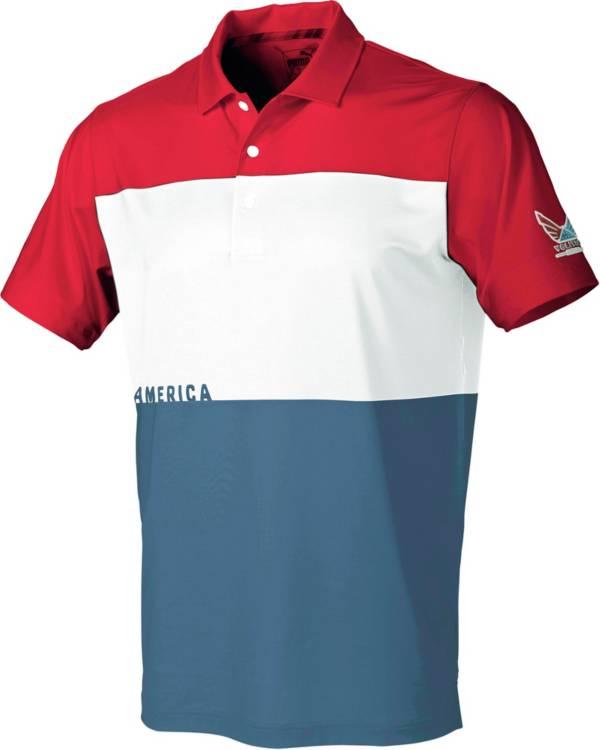 PUMA Men's Volition CK6 America Golf Polo product image