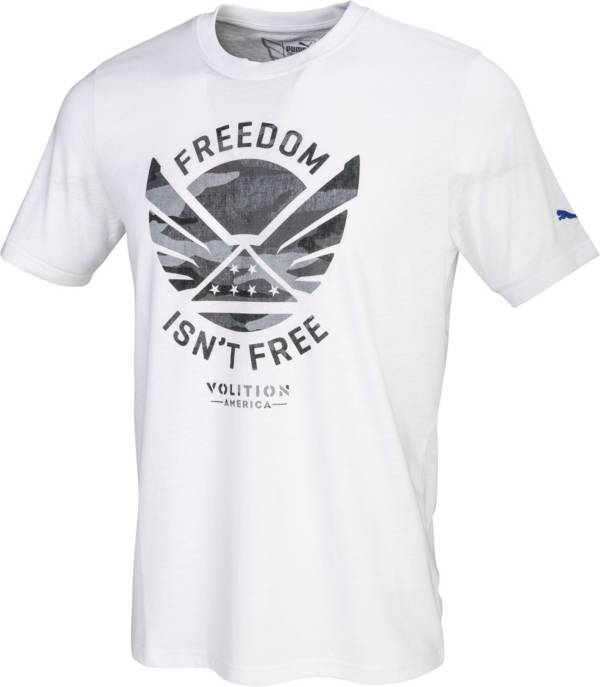 PUMA Men's Volition Freedom Golf T-Shirt product image