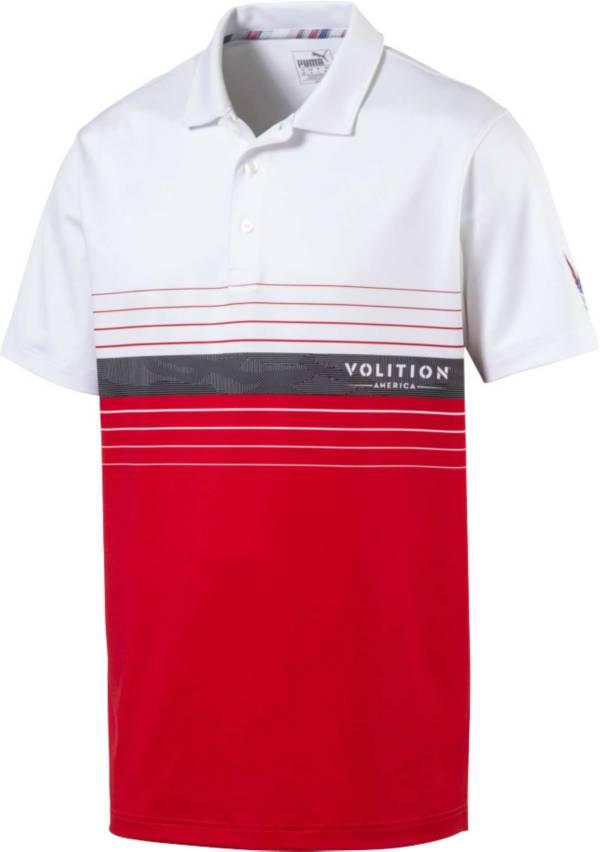 PUMA Men's Volition Horizon Golf Polo product image
