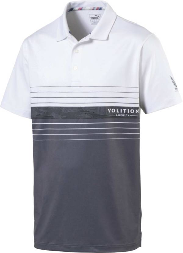 PUMA Men's Volition Horizon Golf Polo product image