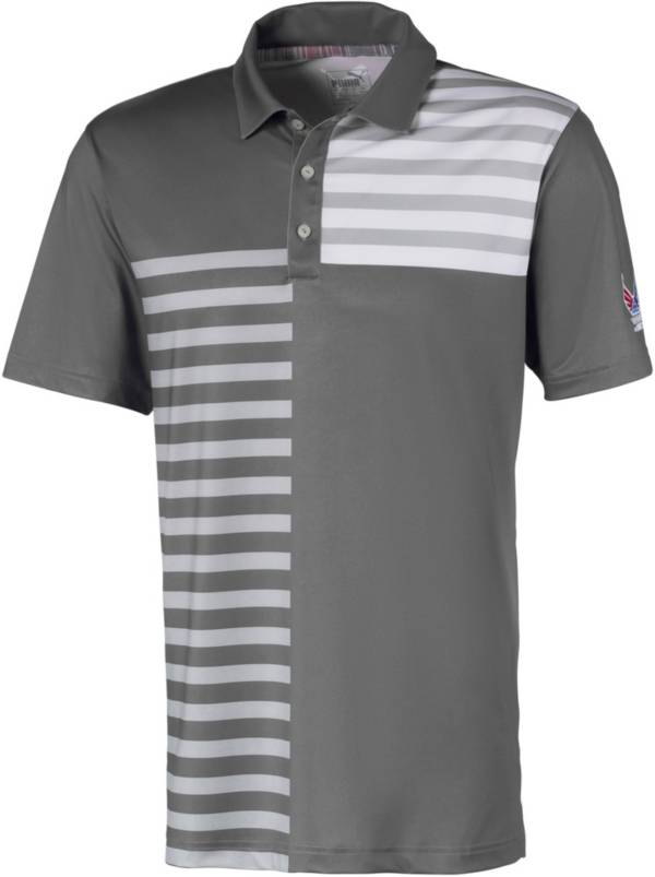 PUMA Men's Volition Collection Liberty Golf Polo product image