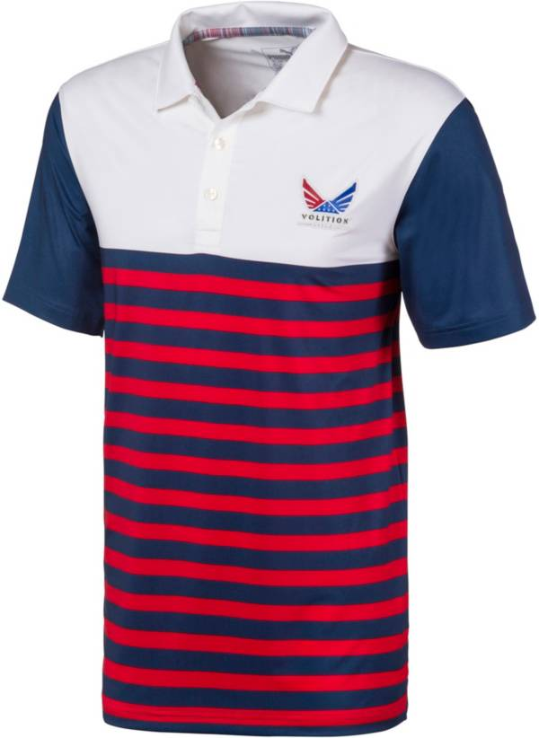 PUMA Men's Volition Collection Allegiance Golf Polo product image