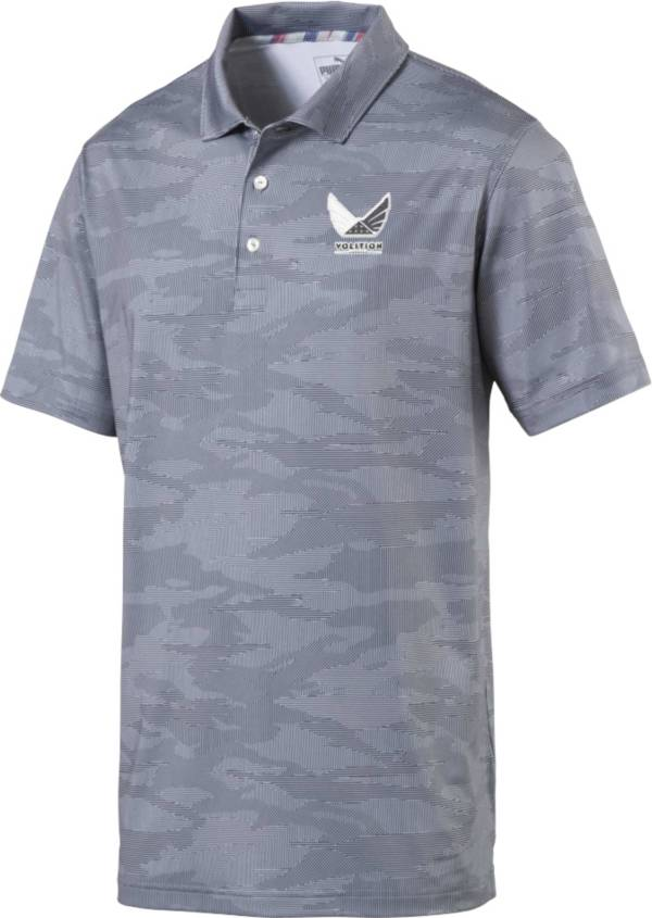 PUMA Men's Volition Signature Golf Polo product image