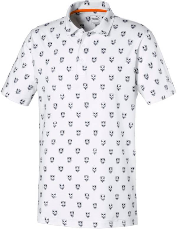 PUMA Men's X Collection Skull Golf Polo product image