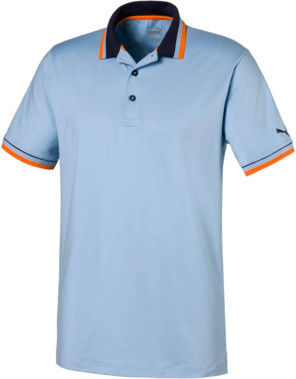 PUMA Men's X Collection Tipped Golf Polo product image