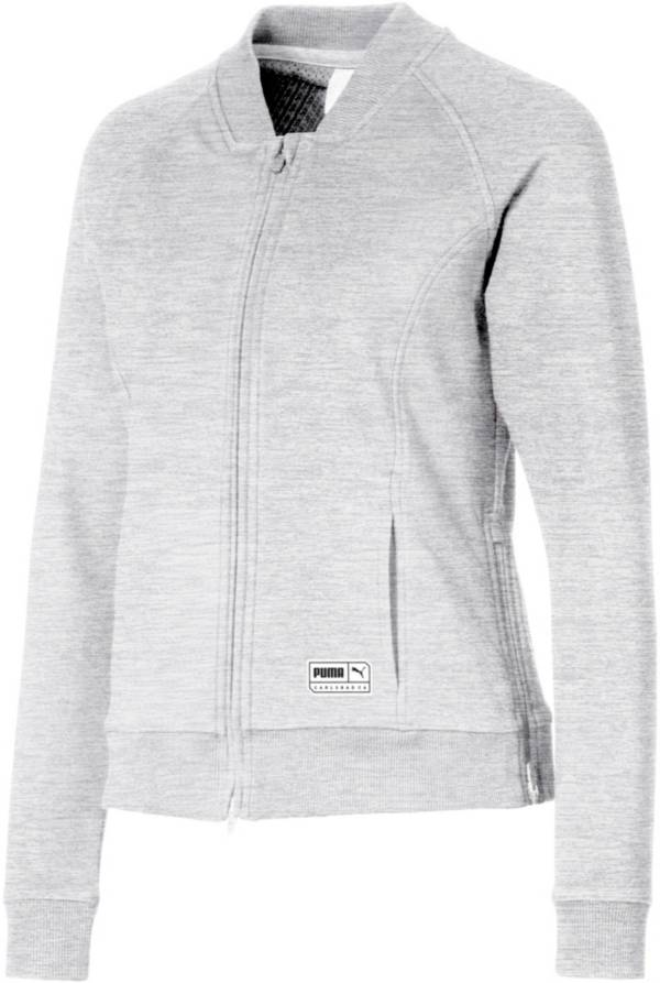 PUMA Women's Bomber Full-Zip Golf Jacket product image