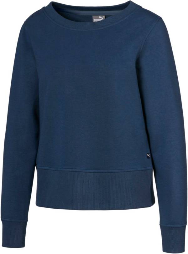 PUMA Women's Crew Zip Long Sleeve Golf Fleece product image
