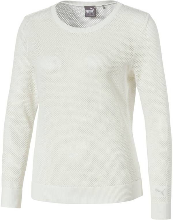 PUMA Women's Long Sleeve Golf Sweater product image