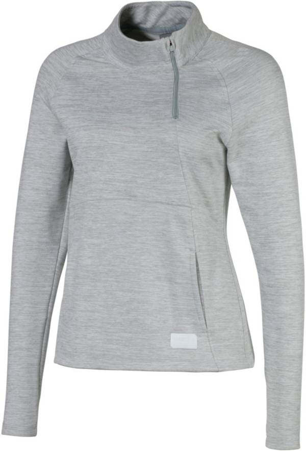 PUMA Women's Warm Up ¼-Zip Golf Pullover product image