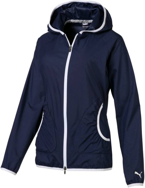 PUMA Women's Zephyr Full-Zip Golf Jacket product image