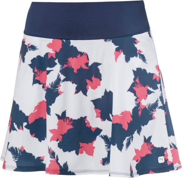 PUMA Women's Floral PWRSHAPE Golf Skirt product image