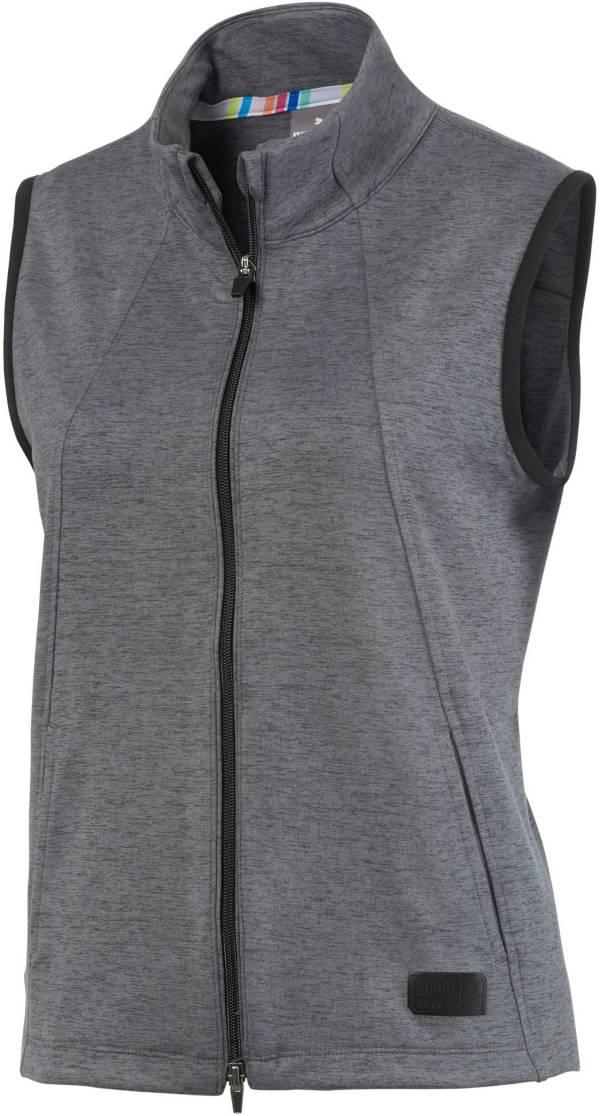 PUMA Women's Warm Up Sleeveless Golf Vest product image