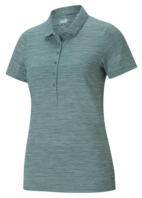 PUMA Women's Daily Short Sleeve Golf Polo product image