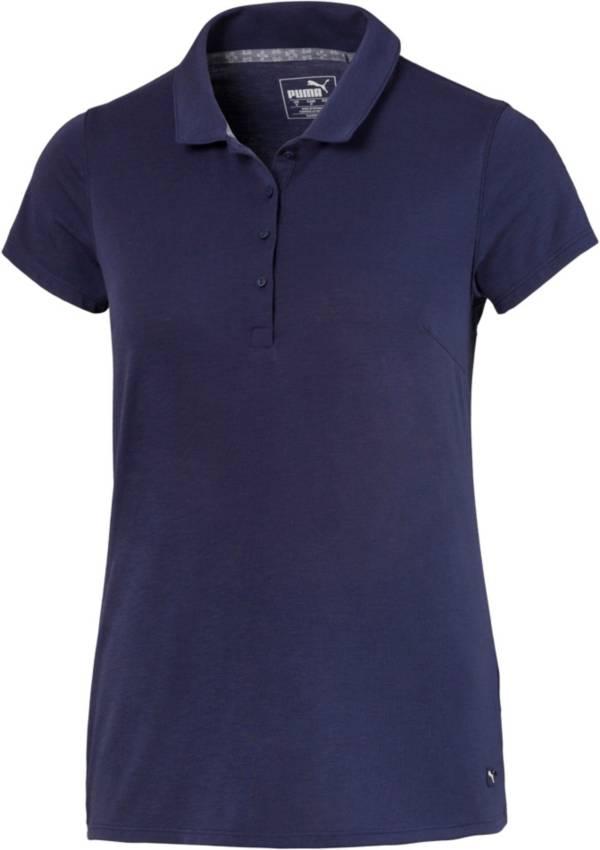 PUMA Women's Fusion Short Sleeve Golf Polo product image