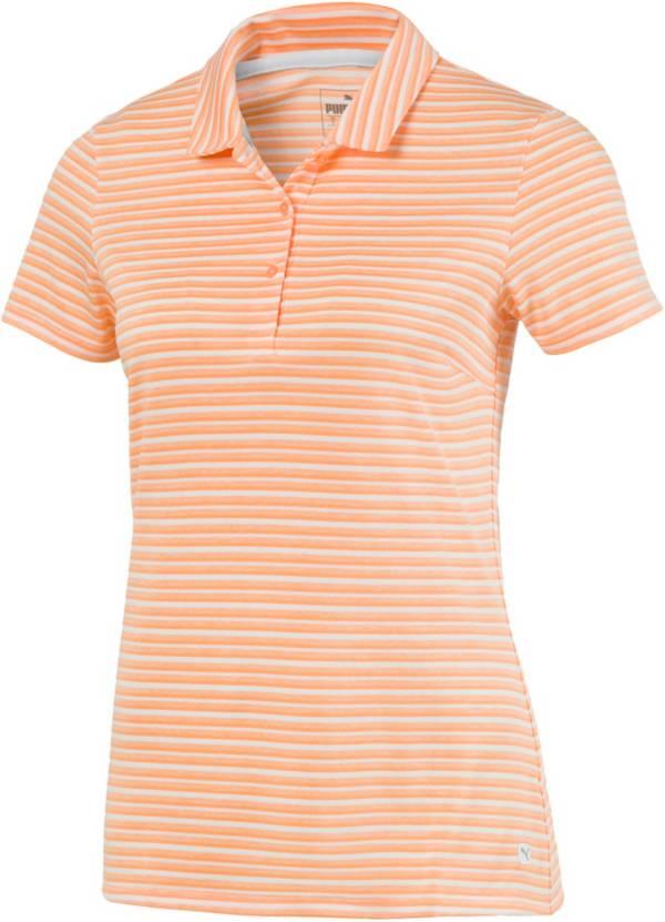PUMA Women's Links Short Sleeve Golf Polo product image