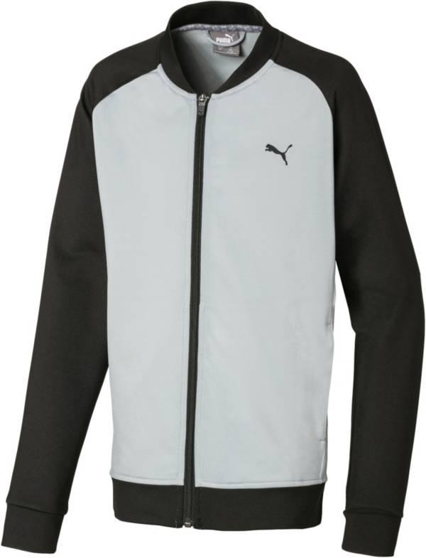 PUMA Boys' Full Zip Golf Jacket product image