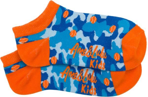 Ame & Lulu Girls' Happy Feet Tennis Socks product image