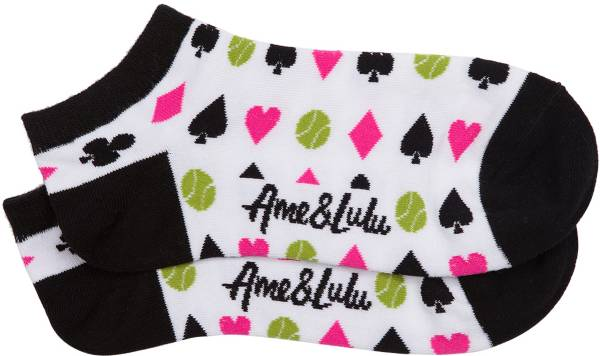 Ame & Lulu Women's Meet Your Match Tennis Socks product image