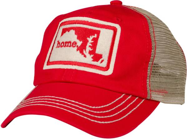 Home State Apparel Adult Maryland Home Trucker Hat product image