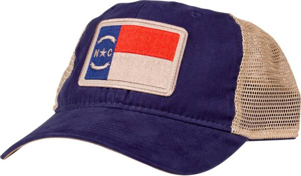 Home State Apparel Adult North Carolina State Flag Trucker Hat product image