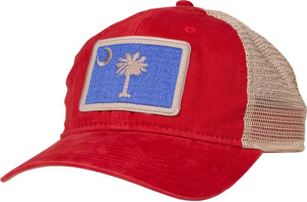 Home State Apparel Adult South Carolina State Flag Trucker Hat product image
