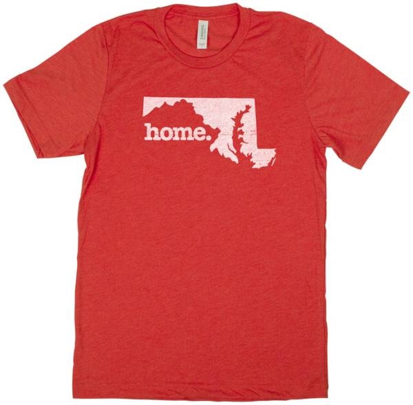 Home State Apparel Men's Home State Maryland Short Sleeve T-Shirt product image