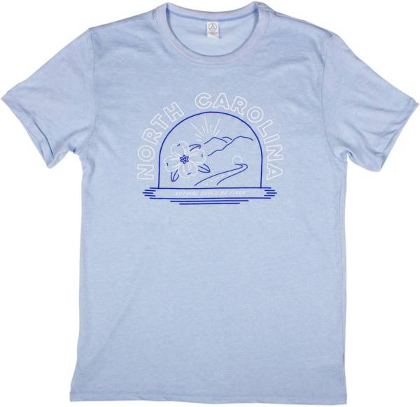 Home State Apparel Women's North Carolina Nothing Finer Short Sleeve T-Shirt product image