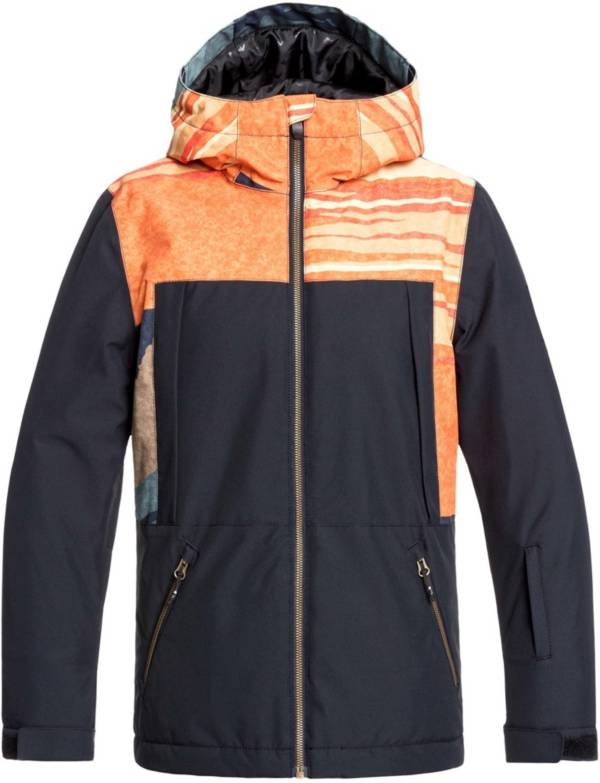 Quiksilver Boys' TR Ambition Insulated Snow Jacket product image