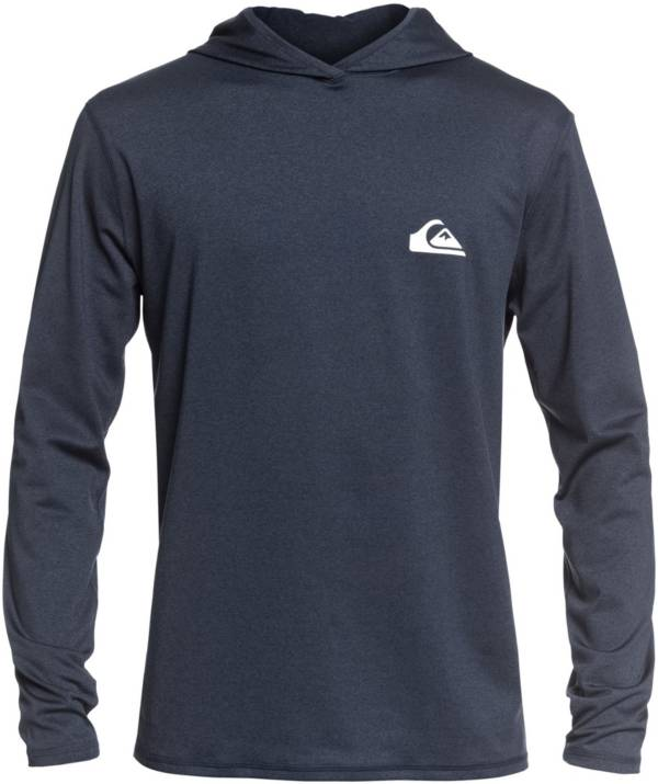 Quiksilver Men's Dredge Hooded Long Sleeve Rash Guard product image