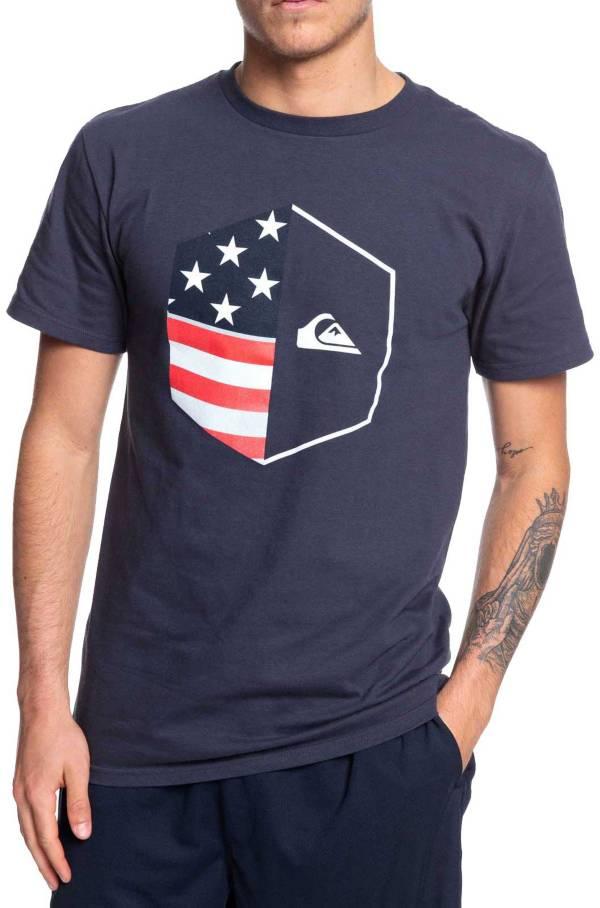 Quiksilver Men's Americana Short Sleeve T-Shirt product image