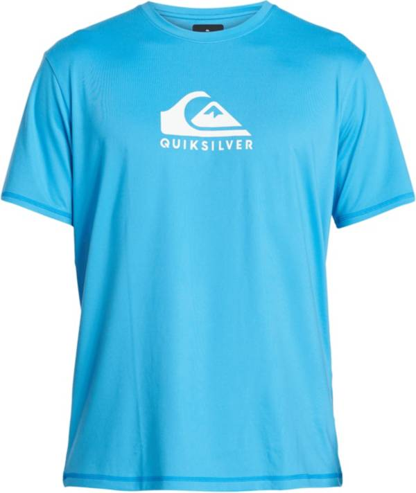 Quiksilver Men's Solid Streak Short Sleeve Rash Guard product image